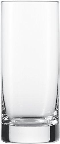 Schott Zwiesel 571703 Bierbecher Paris 42 Bierglas, Bleifreies Kristallglas, transparent, 6 x 6 x 14.2 cm, 6 Einheiten (New Bier Bar In York)
