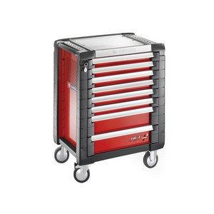 Preisvergleich Produktbild Facom Werkstattwagen JETM3 8 Schubfachn rot JET.8M3