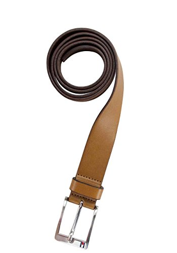 Tommy Hilfiger New Aly Belt W115 Dark Tan