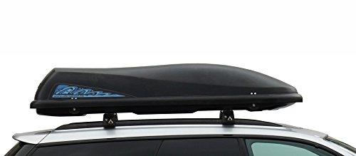 Ultra Plast Dachbox MD15 197x67x37cm 330L ganz schwarz