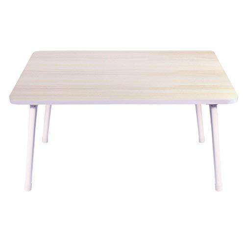 Ahorn Runde Tisch (DX Klapptisch Computerschlafsaal Bett Kleiner Tisch Mode Holz Weiß Ahorn Farbe Runden Tisch Bein)