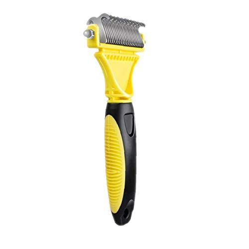 wwzEITpV 1pcs Pet Grooming-Tool Sichere Dematting Comb