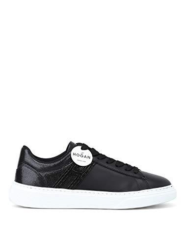 Hogan Sneakers H365 HXW3650J971JRDB999 Nero Donna 35