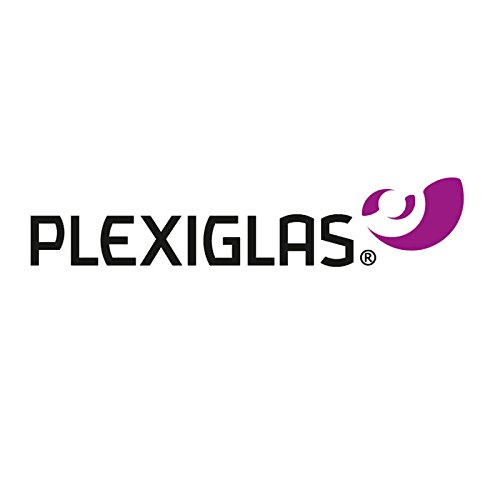 2mm PLEXIGLAS® Platte 50x50 cm transparent - 2