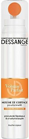 Dessange - Mousse Coiffante Cheveux Fins ou Sans Volume - 200 ml