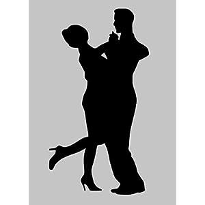 Aufkleber Tanzen Nr. 5