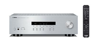 Yamaha R-S201 Sintoamplificatore, Silver al miglior prezzo su Polaris Audio Hi Fi