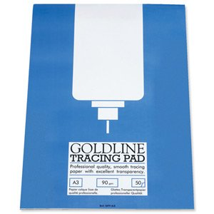 professional-tracing-pad-acid-free-paper-90gsm-50-sheets-a3