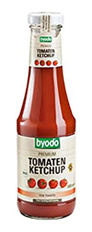 6er-VE Tomaten Ketchup 500ml Byodo