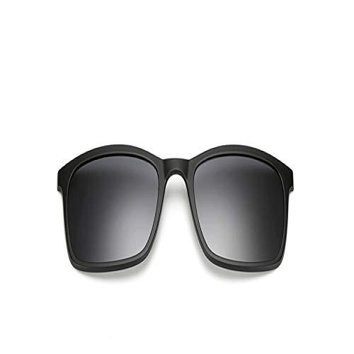 DTYZGE Herren Sonnenbrille Polarisierte Sonnenbrille Männer/Frauen auf Brillenfassungen Brillen