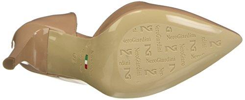 Nero Giardini P717444de, Scarpe Col Tacco Punta Aperta Donna Beige (626)