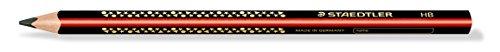 Staedtler 1285-2 Noris Club Jumbo Schreiblernstift, Härtegrad HB, Katonetui mit 12 Stück