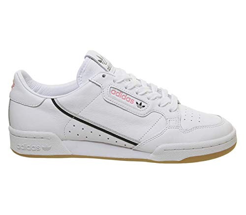 adidas Originals X Tfl Continental 80 Herren Sneaker Weiß 40.5 EU -