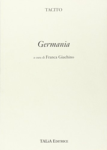 Germania. Per i Licei e gli Ist. magistrali