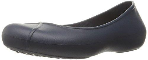crocs, Ballerine donna blu navy