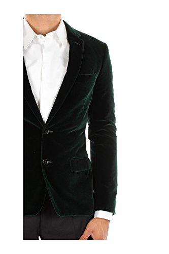 G2DI9TFUVGMV8813 Dolce&Gabbana Homme Coton Vert Vert