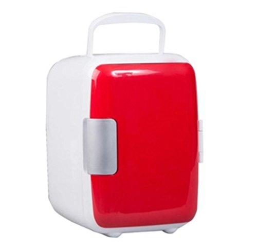 XW 4L Auto Mini Kühlschrank , Rose Red,rose red