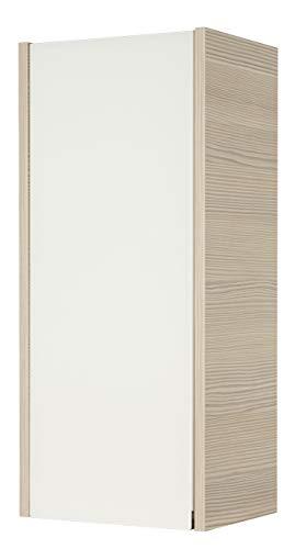 FACKELMANN Hängeschrank, Pinie/Weiß, 22 x 30 x 67 cm