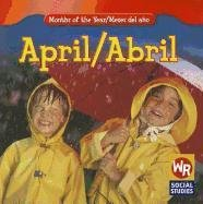 April/Abril (Months of the Year/Meses del año) por Robyn Brode