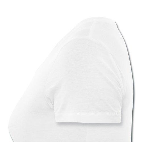 Astérix & Obélix Font Une Sieste T-shirt col V Femme de Spreadshirt® Blanc
