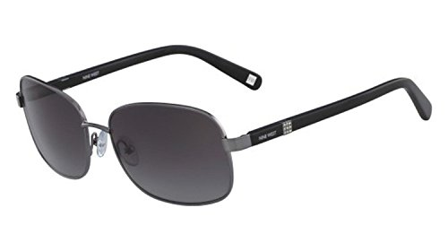 Sunglasses NINE WEST NW 123 S 035 SHINY LIGHT GUNMETAL