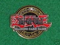 Yugioh Official Round Metal Promotional Tournament Pin by