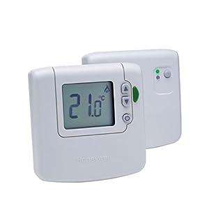 Honeywell DT92E1000 RF Digital Room Thermostat, 24 V