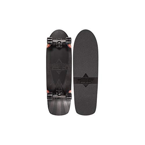 Dusters Cazh Blacked Longboard 29 inch Black