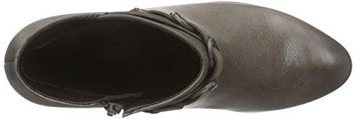 Gabor Shoes 35.774 Damen Kurzschaft Stiefel Braun (torf kombi(Effekt) 43)