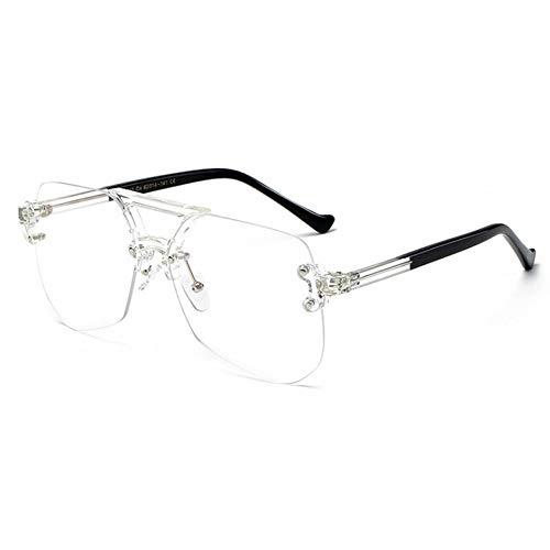 Anti Blu-ray Brille Anti Strahlung UV Anti Augenbelastung Müdigkeit Blaulicht Filter Gaming Vintage Brillen Männer Frauen Brillen-1