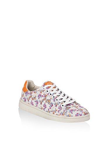 Sport scarpe per le donne, colore Floreale , marca PEPE JEANS, modello Sport Scarpe Per Le Donne PEPE JEANS CLUB FLOWERS Floreale multicolour