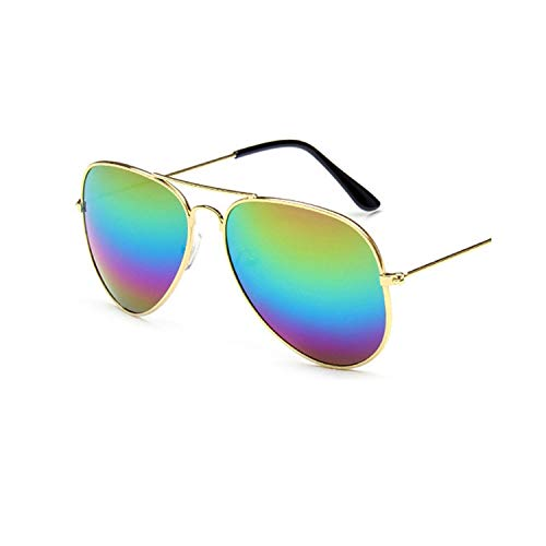 FGRYGF-eyewear2 Sport-Sonnenbrillen, Vintage Sonnenbrillen, NEW Pilot Sunglasses Men Retro UV400 HD Driving Spiegel Metal Sun Glasses Women Vintage Lunette De Soleil Homme Marque 4