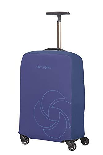 Samsonite Global Travel Accessories, Foldable Medium Custodia S, 63 centimeters, Blu (Midnight Blue)