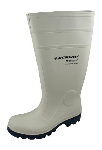 Dunlop unisex purofort stc f/q safety wellington boot