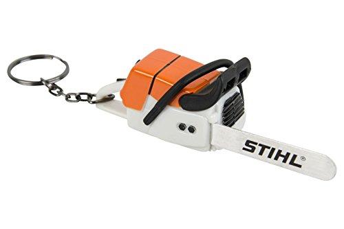 Stihl Motosierra llavero con sonido realista funciona con pilas novedad