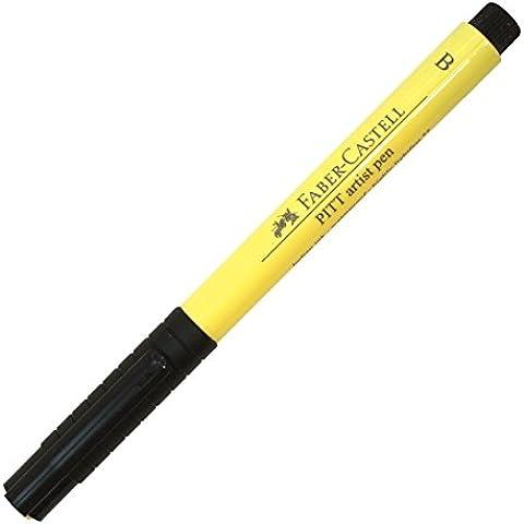 Faber-Castell Pitt Artist Brush Tip Pen - Cream 102 - Faber Castell Pitt Artist Brush