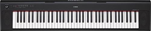 Yamaha SNP32B Tastiera, 76 Tasti, Nero