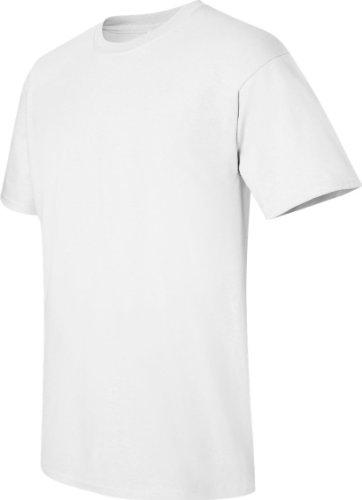 Pirate Booty auf American Apparel Fine Jersey Shirt Pfd White