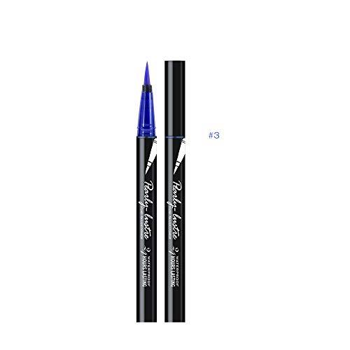Mitlfuny Gesundheit Und SchöNheitDIY Dekoration 2019,Beauty Black Eyeliner Eyeliner Liquid Eyeliner Pen Pencil Makeup Cosmetic