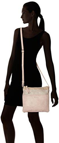 Tamaris - Khema Crossbody Bag, Borse a tracolla Donna Rosa (Rose Comb.)