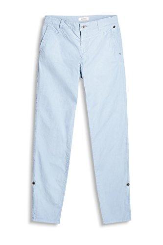 ESPRIT Damen Hose Blau (Pastel Blue 435)