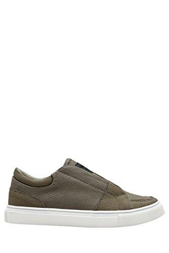 next Chaussures Sans Lacets (Garçon) Kaki