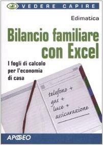Bilancio familiare con Excel