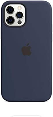 iPhone 12 mini Silicone Case with MagSafe - Deep Navy - ZEE