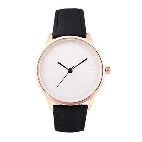 2019 Armbanduhr Frauen, Damen Mode Uhr Einfach Beiläufig Kreativ Geschenk Quarz Anolog Uhren Watch, Armbanduhr Frauen Wasserdicht - Einfach Kreative Kostüm