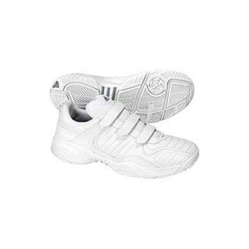 adidas Ambition III VC Tennisschuhe weiß, Größe:UK 10 (44 2/3)