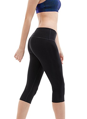 chicmoda-yoga-shorts-sport-workout-pants-with-hidden-pocket-black-size-s