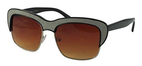 Revive Eyewear Damen Sonnenbrille Braun braun