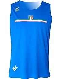 Amazon.es  camiseta italia  Ropa 6b3c89d381387