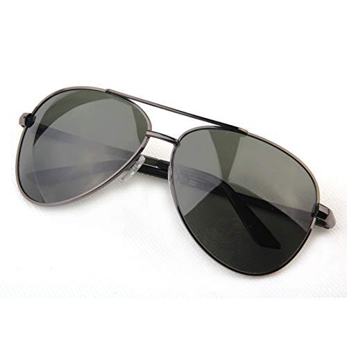 Lieyliso Mode Sonnenbrillen Runde Sonnenbrille Retro Kreis Abgetönte Brillengläser für Radfahren Laufen Fahren Angeln (Color : C)